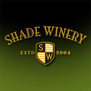 Shade Winery Logo